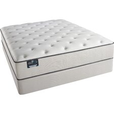 <strong>Simmons</strong> BeautySleep Franklin Lakes Plush Mattress