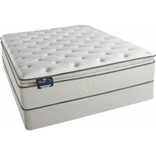 <strong>Simmons</strong> BeautySleep Rossi Plush Pillow Top Mattress