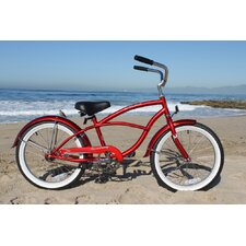 "Boy's 20"" Urban Beach Cruiser Bicycle"