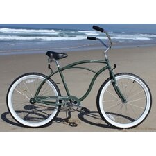 Men's Urban Man Classic Beach Cruiser Bike