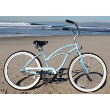 "Women's Urban Lady 24"" Beach Cruiser Bike"