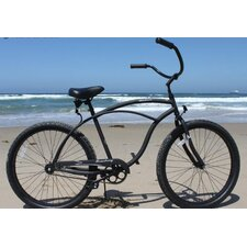 Men's Urban Shimano Beach Cruiser Bike
