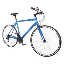 Men's Performance Flat Bar Shimano Hybrid Bike