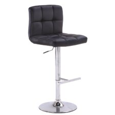 "<strong>CHP Furniture</strong> 25"" Adjustable Swivel Bar Stool with Cushion"