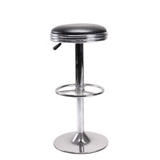 "<strong>CHP Furniture</strong> 24"" Adjustable Swivel Bar Stool with Cushion"