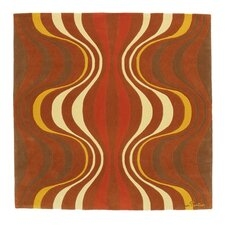 Verner Panton Onion Carpet