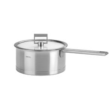 <strong>Cristel</strong> Strate Fixed Handle Saucepan with Lid