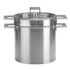 Strate Fixed Handle Multi-Pot with Lid