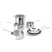 Casteline Fixed Handle 10-Piece Cookware Set