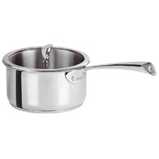 Casteline Fixed Handle Saucepan with Lid