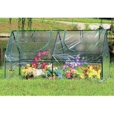 "36"" H x 36"" W x 5'9"" D Steel Greenhouse"