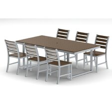 <strong>Elan Furniture</strong> Kinzie 7 Piece Dining Set