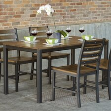 Loft 4 Piece Dining Set