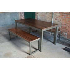 "<strong>Elan Furniture</strong> Loft 60""x30"" Four Person Dining Set"