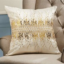 Sequined Square Throw Pillow (Set of 2)