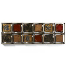 Abstract Wall Plaque