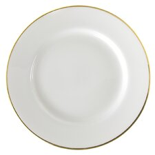 "<strong>Ten Strawberry Street</strong> Gold Line 6"" Bread and Butter Plate"