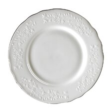 "<strong>Ten Strawberry Street</strong> Vine Silver 6"" Bread and Butter Plate"