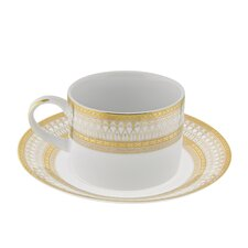 Iriana Can Cup and Saucer (Set of 6)