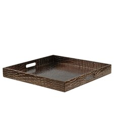 Gator Square Serving Tray