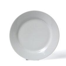 "Royal White 9"" Lunch Plate (Set of 6)"