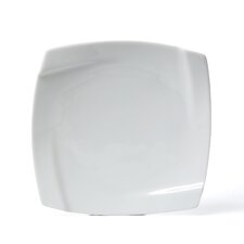 "Nouve Square 7.5"" Salad / Dessert Plate (Set of 6)"