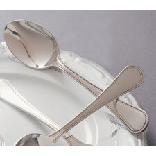 <strong>Ten Strawberry Street</strong> Pearl Stainless Steel Dinner Spoon