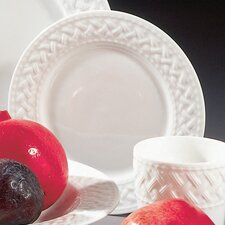 "<strong>Ten Strawberry Street</strong> Havana Weave 7.5"" Salad / Dessert Plate"
