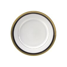 "Sahara Black 9"" Lunch Plate"