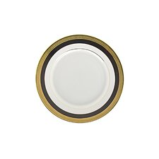 "Sahara Black 6"" Bread and Butter Plate"