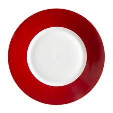 """Soho Red 11"""" Dinner Plate"""