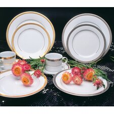 <strong>Ten Strawberry Street</strong> Studio Ten Luxor Platinum Dinnerware Set