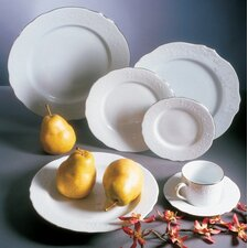 <strong>Ten Strawberry Street</strong> Vine Silver Dinnerware Set