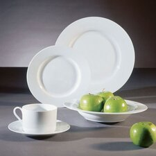 <strong>Ten Strawberry Street</strong> Z-Ware White Dinnerware Set