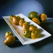 "Whittier Ridge 12"" Rectangular Serving Platter"