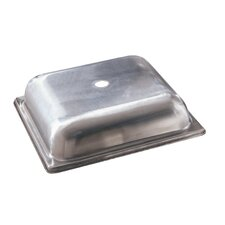 """Ten Strawberry Street 11"""" Square Metal Plate Cover (Set of 2)"""