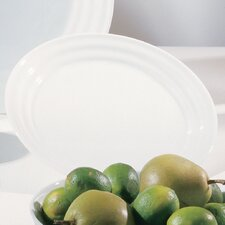 "<strong>Ten Strawberry Street</strong> Swing White 8"" Salad / Dessert Plate"