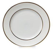 "<strong>Ten Strawberry Street</strong> Double Gold Line 7.5"" Salad / Dessert Plate"