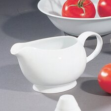 <strong>Ten Strawberry Street</strong> Royal White 16 oz. Gravy Boat