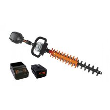 Gasless Hedge Trimmer with 3-Hour Charger