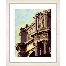 """Palace of Fine Arts"" by Mia Singer Framed Fine Art Giclee Print"