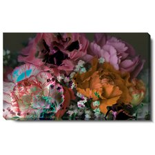 """Scented Bloom"" Gallery Wrapped Canvas Wall Art"