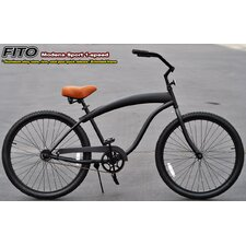 Men's Modena Sport 1-Speed Beach Cruiser Bike