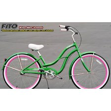 Women's Brisa Alloy Shimano Nexus 3-Speed Beach Cruiser Bike