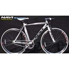 Aluminum Alloy Fixed Gear Road Bike