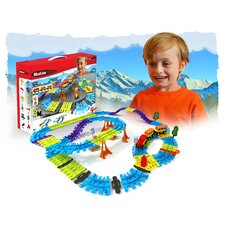 62 Piece 3D Railway Kit