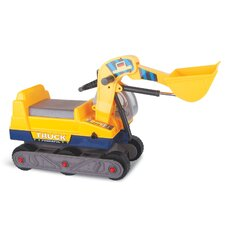 Ride-on 6-Wheel Bulldozer Construction Vehicle