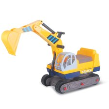 Ride-on 6-Wheel Excavator Construction Vehicle