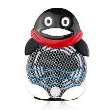 Himalayan Breeze Medium Decorative Penguin Fan