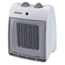 Ceramic Heater with Thermostat